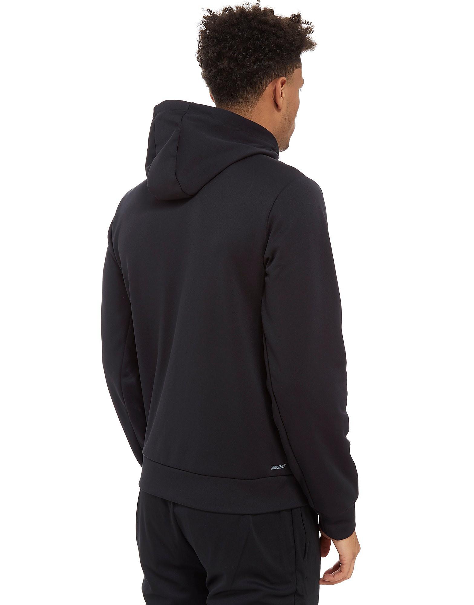 New Balance Core Full Zip Poly Hoodie