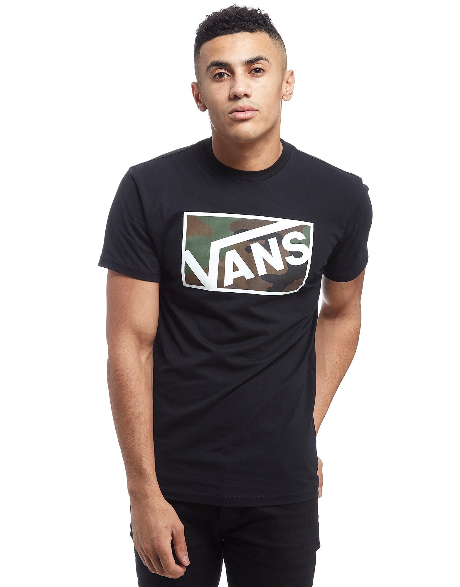 Vans Drop V Camo Box T-Shirt