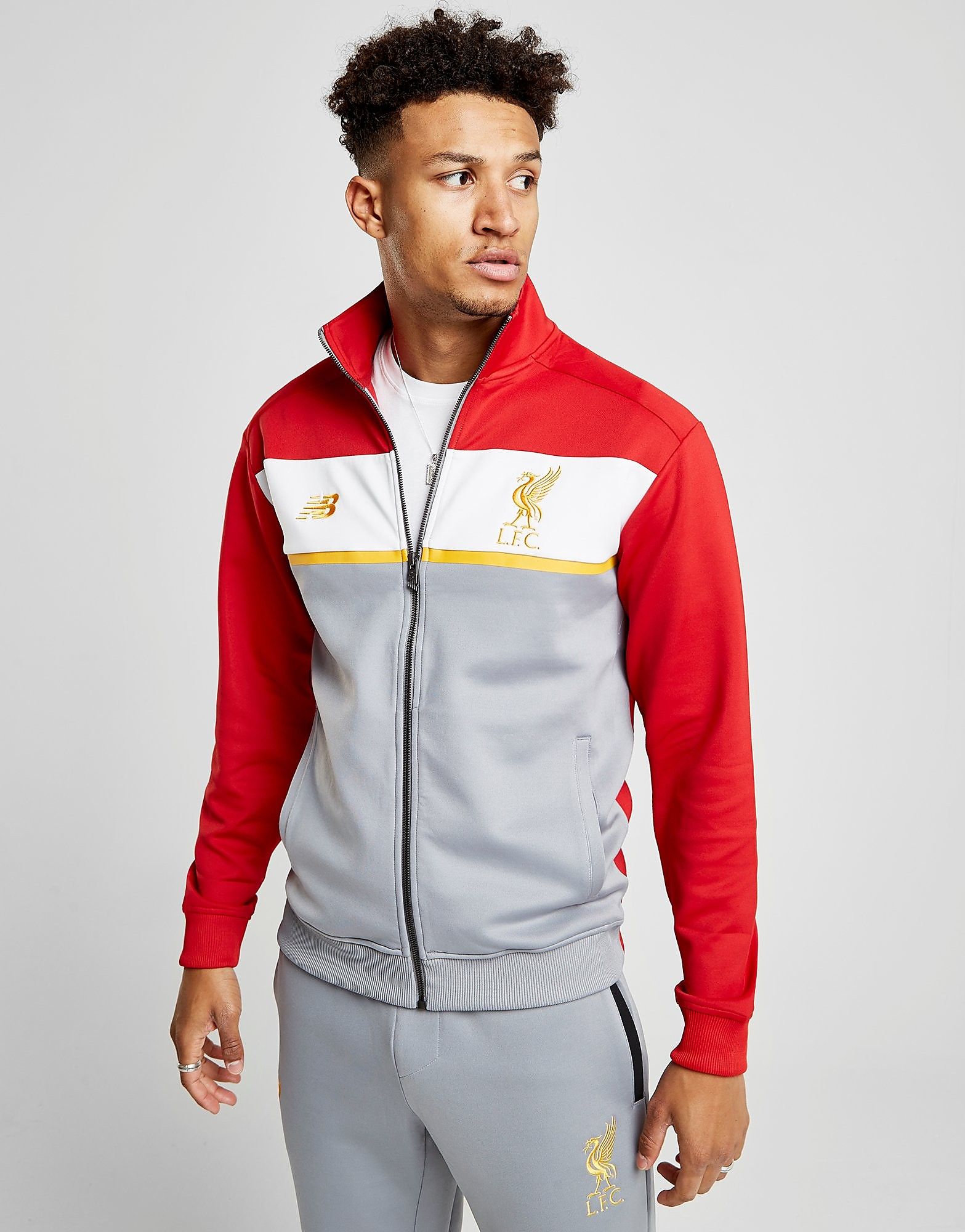 New Balance 247 Liverpool FC Track Top