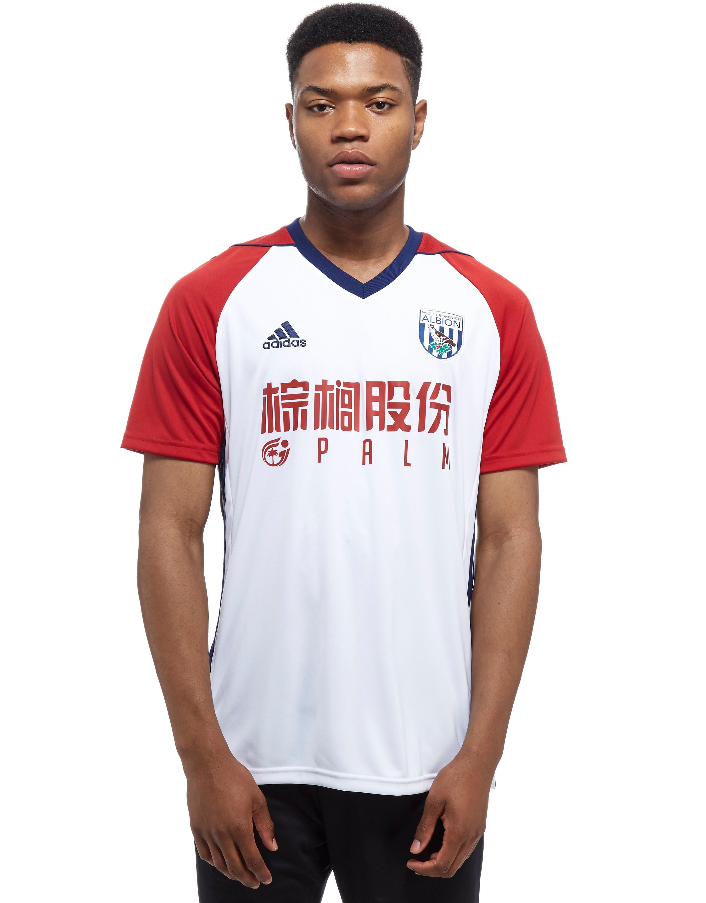 adidas West Bromwich Albion FC 2017/18 Away Shirt