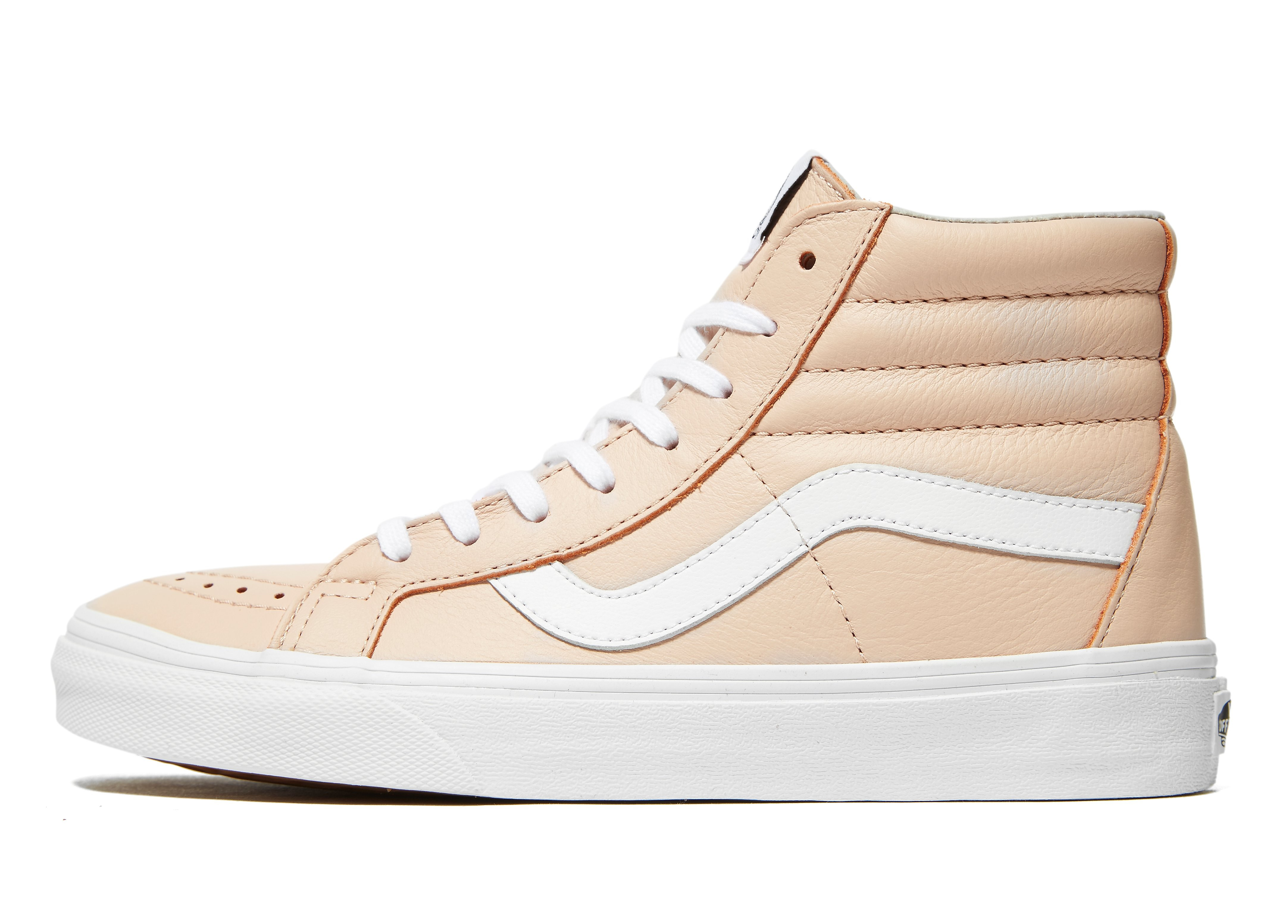 Vans Sk8-Hi Leather Women's