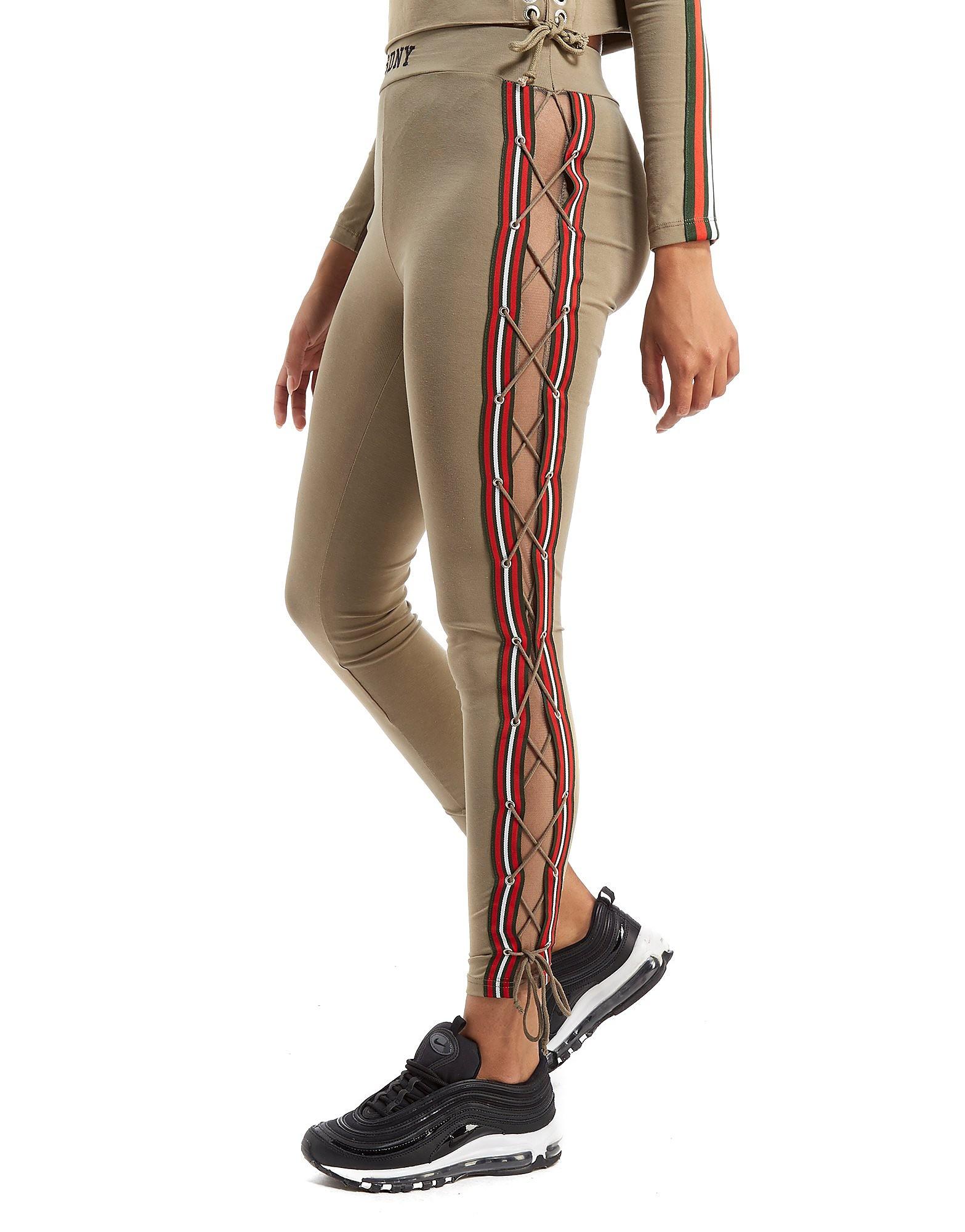 Supply & Demand Lace Tape Leggings