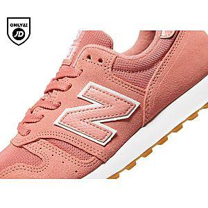 new balance 373 rosado