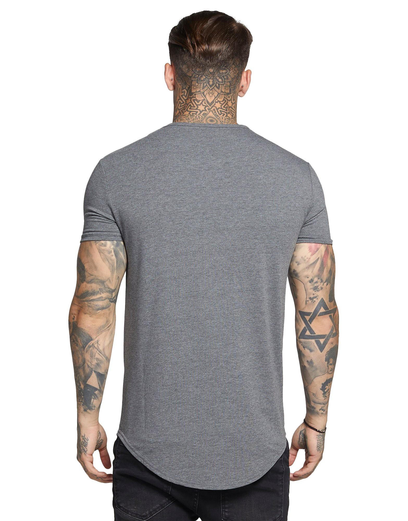 SikSilk Core Gym T-Shirt