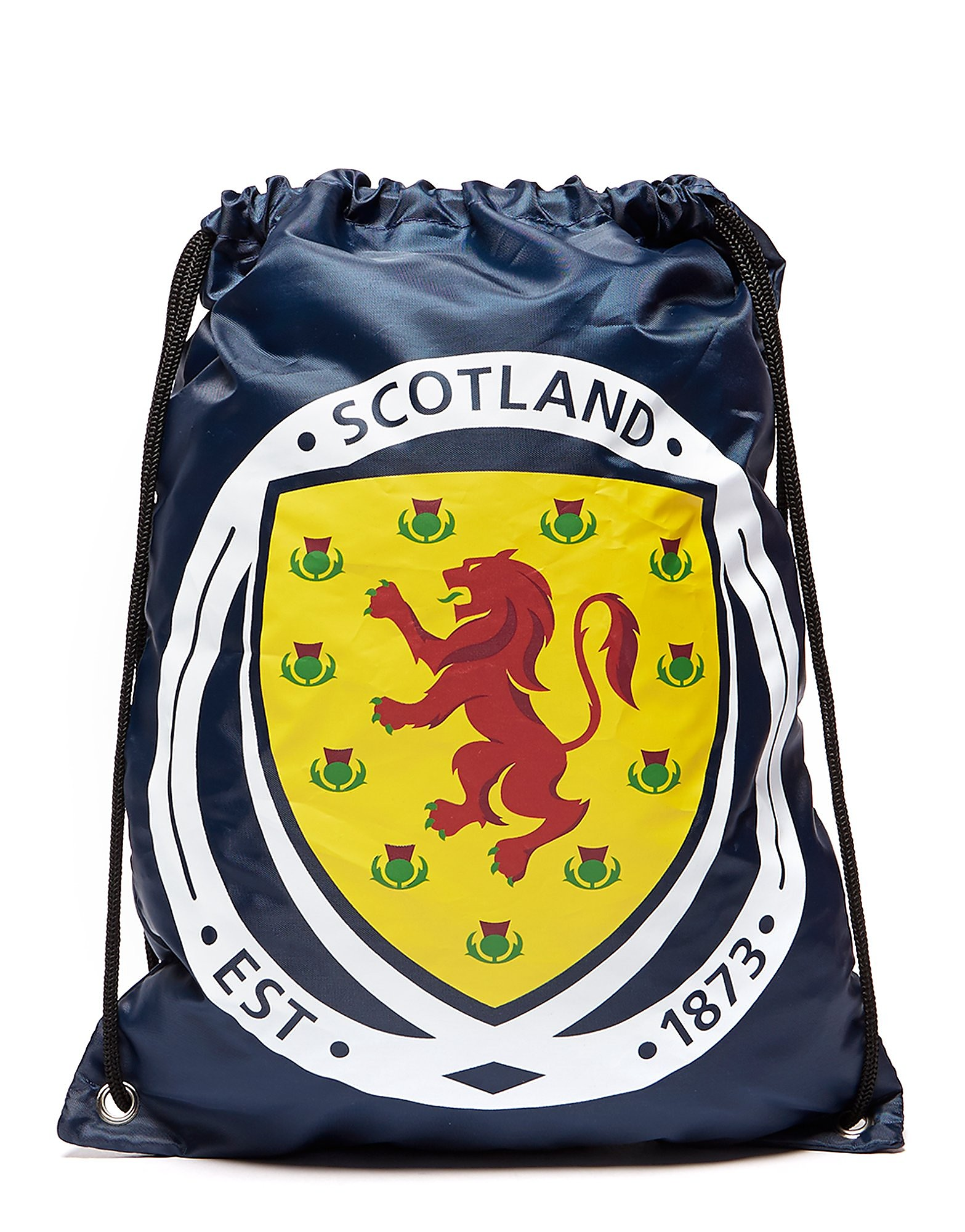 Forever Collectables Scotland FA Crest Pull String Bag
