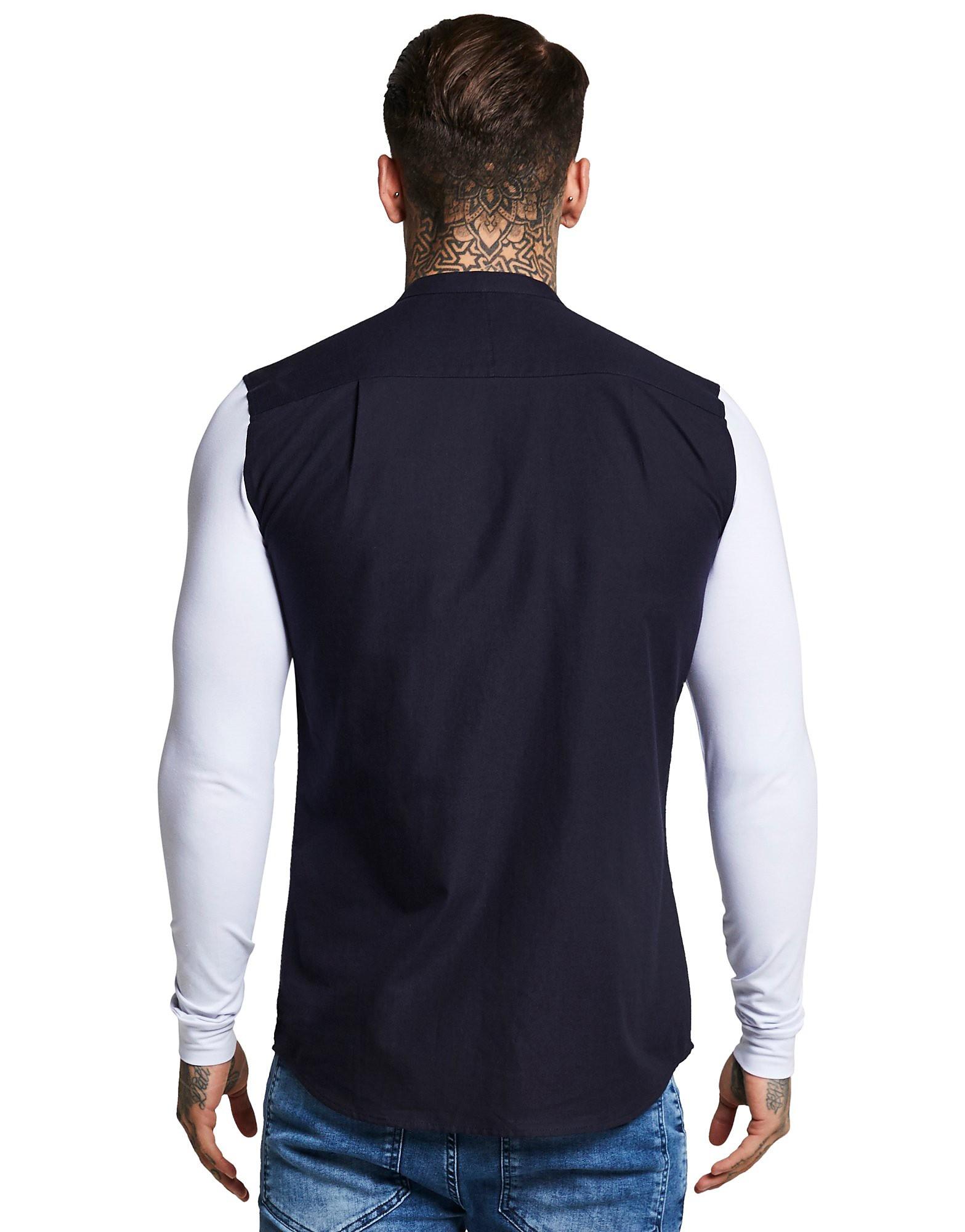 SikSilk Long Sleeve Shirt