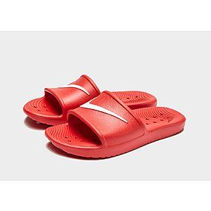 921c864d1e81d2 Nike Kawa Shower Slides Junior Nike Kawa Shower Slides Junior