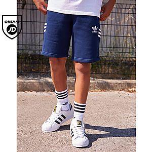 0b41bc7c64b4 adidas Originals MOA Fleece Shorts Junior ...
