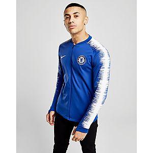 0cb216223 Nike Chelsea FC 2018 19 Anthem Jacket ...