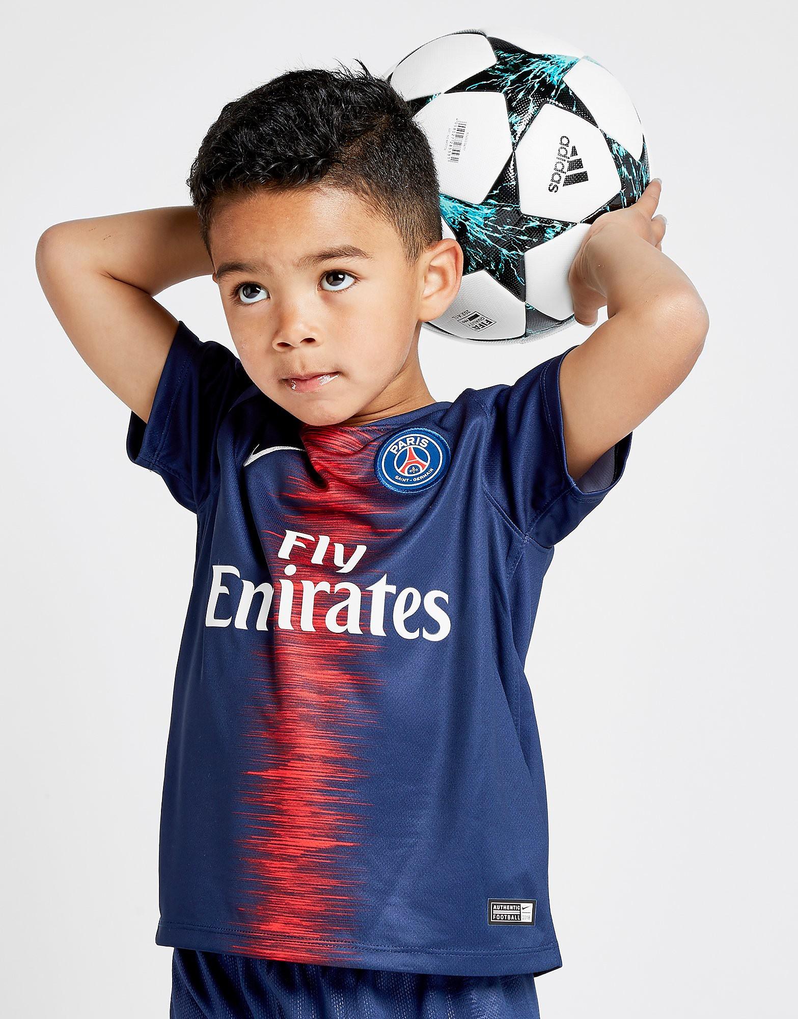 Nike Paris Saint Germain 2018/19 Home Kit Children