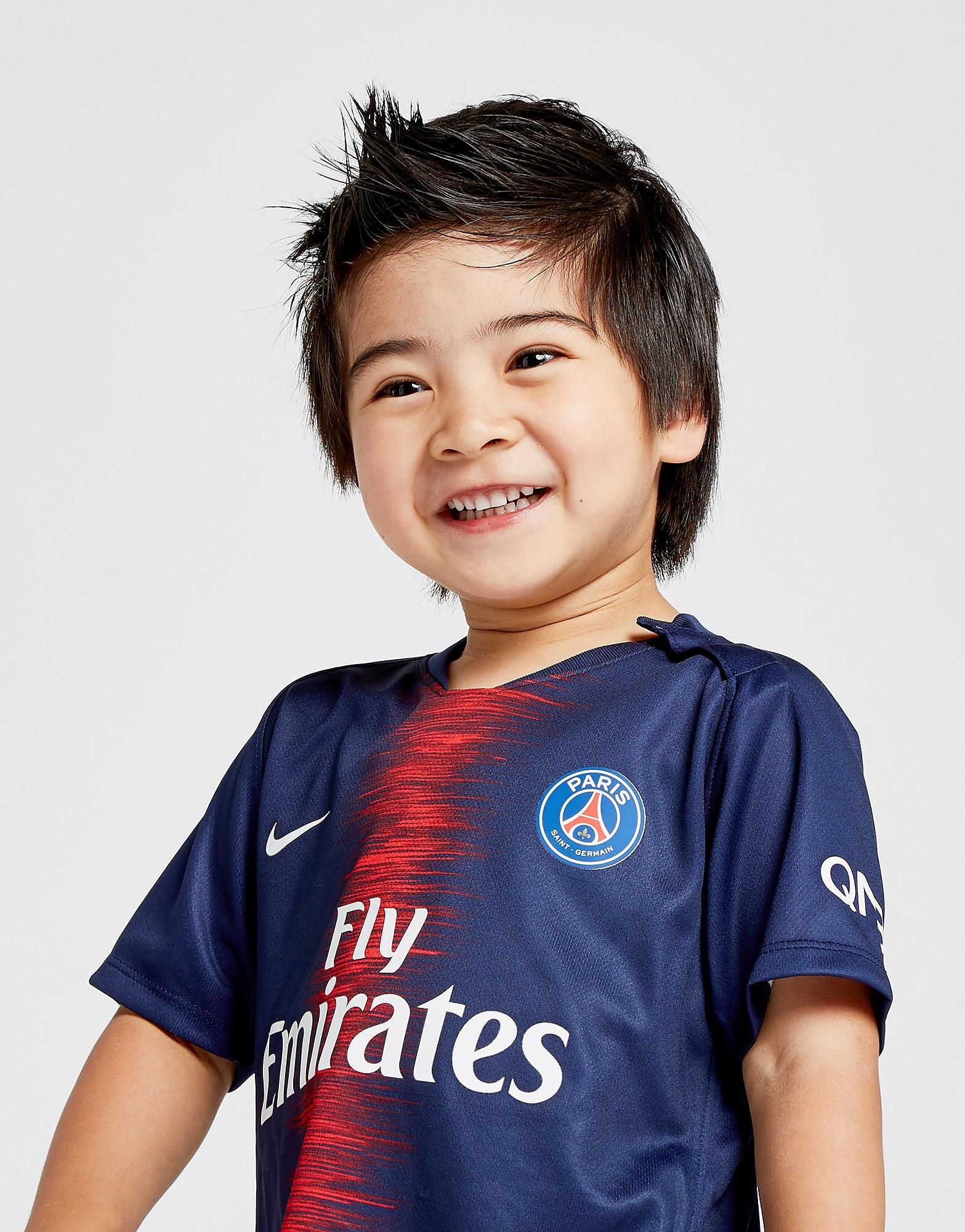 Nike Paris Saint Germain 2018/19 Home Kit Infant