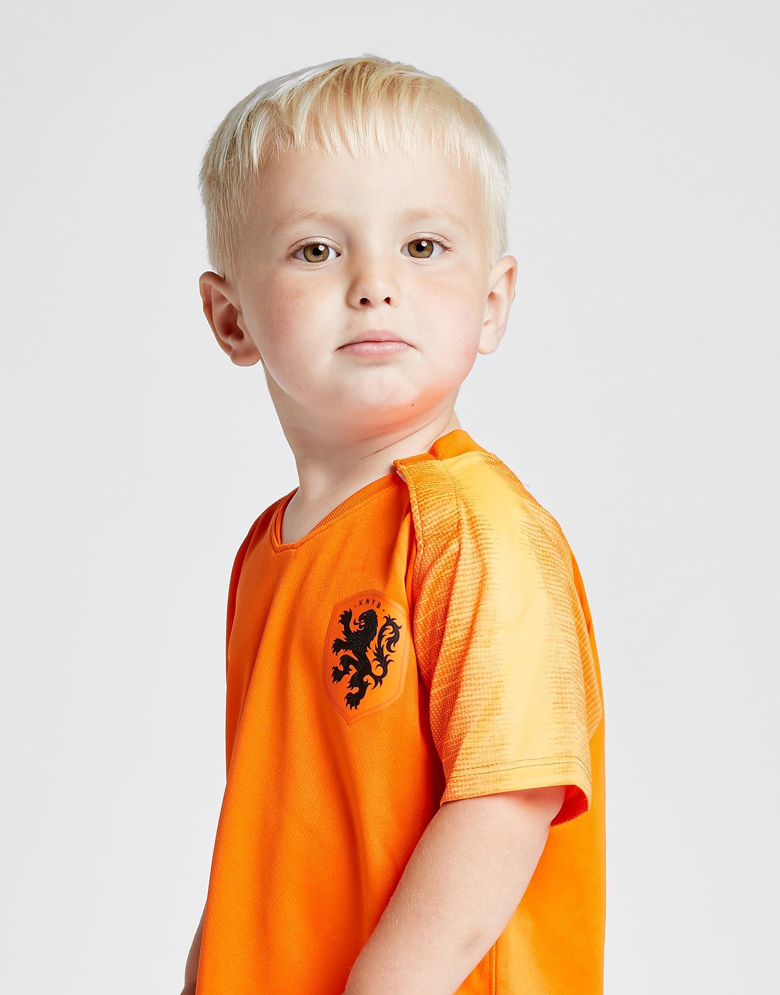 Nike Holland 2018 Home Kit Infant