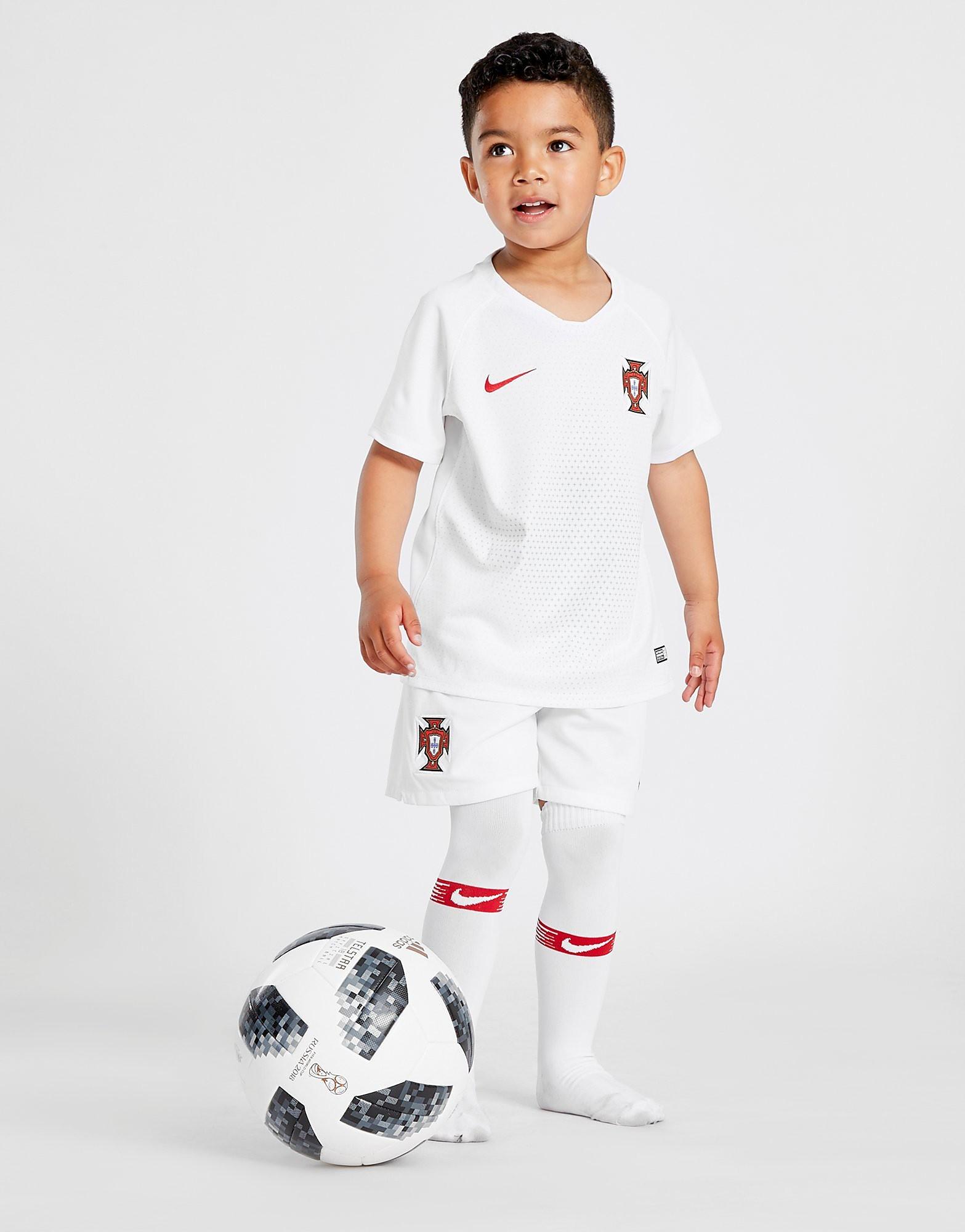 Nike Portugal 2018 Away Kit Children