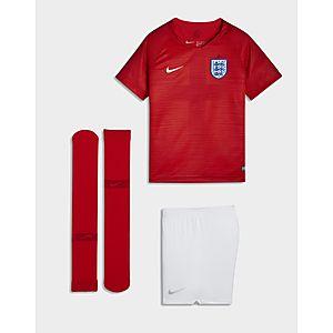 Nike England 2018 Away Kit Children ... b848f4113