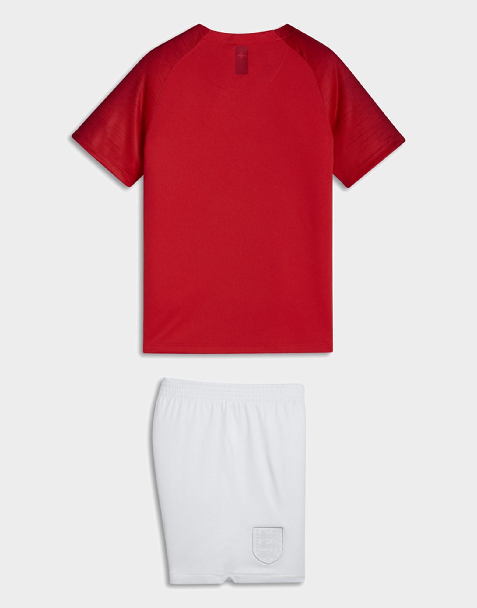Nike England 2018 Away Kit Children