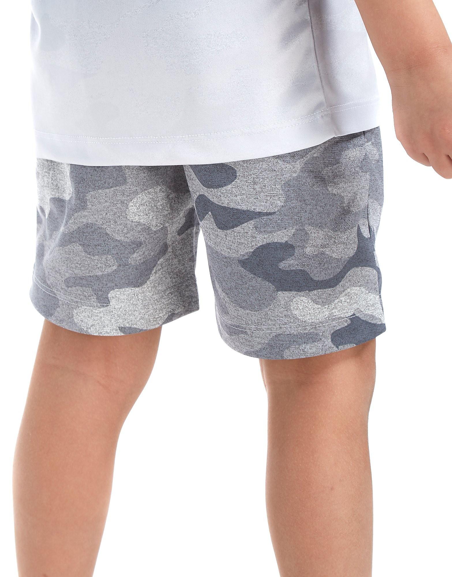 Ellesse Pinta Poly All Over Print Shorts Children