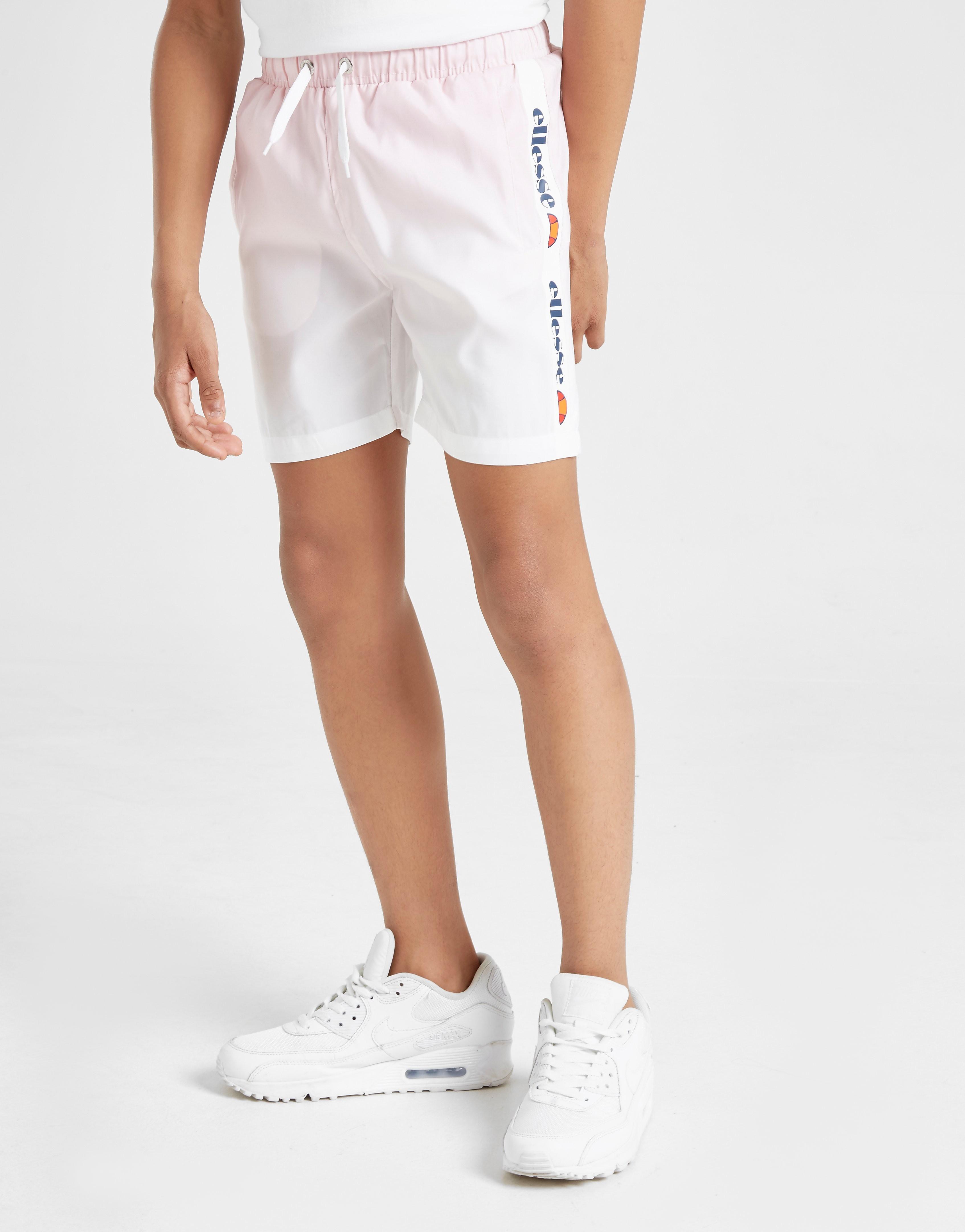 Ellesse Potorio Tape Swim Shorts Junior