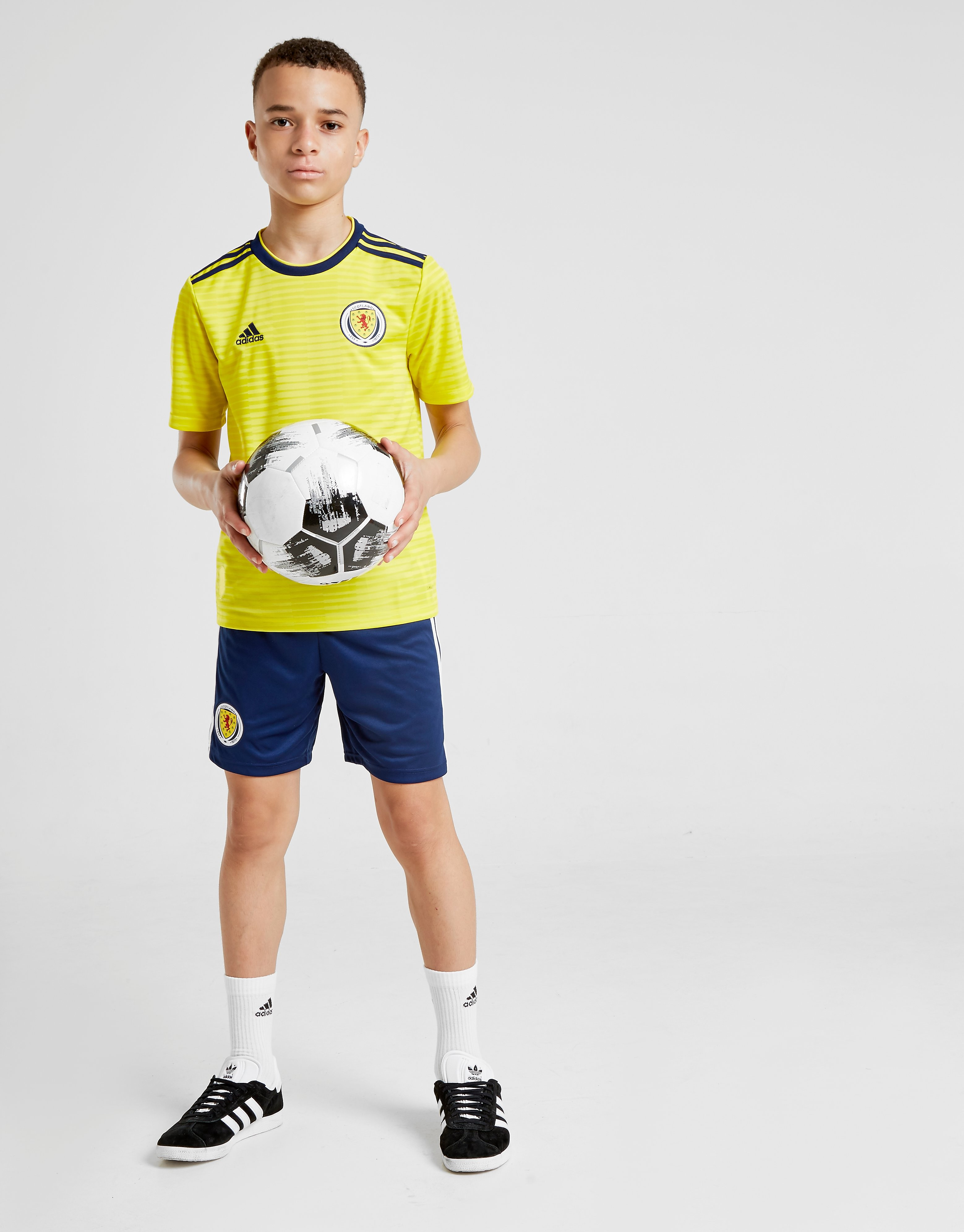 adidas Scotland FA 2018 Away Shorts Junior