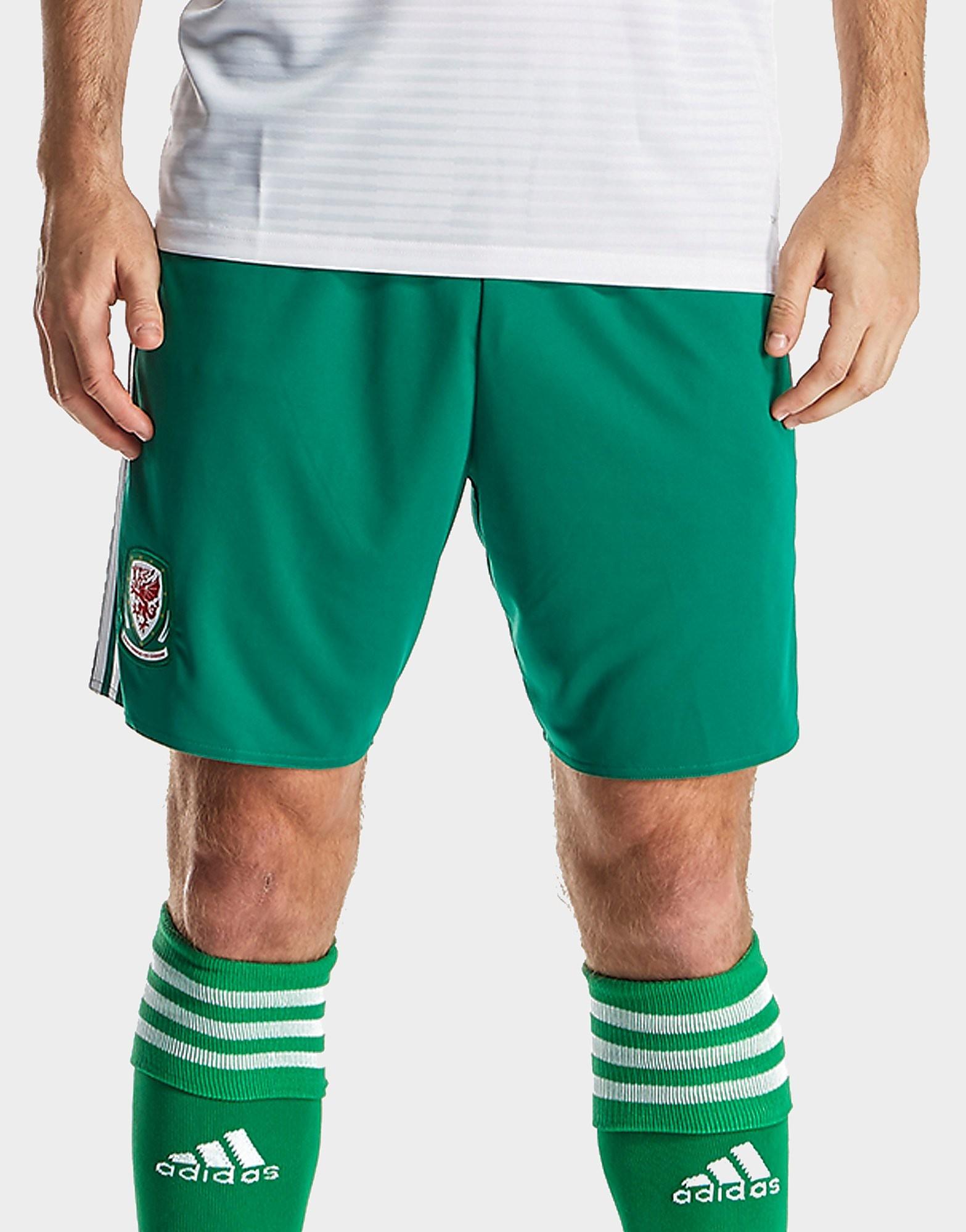 adidas Wales 2018 Away Shorts