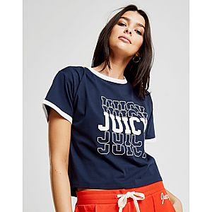 Juicy by Juicy Couture Logo T-Shirt ... a095d059f