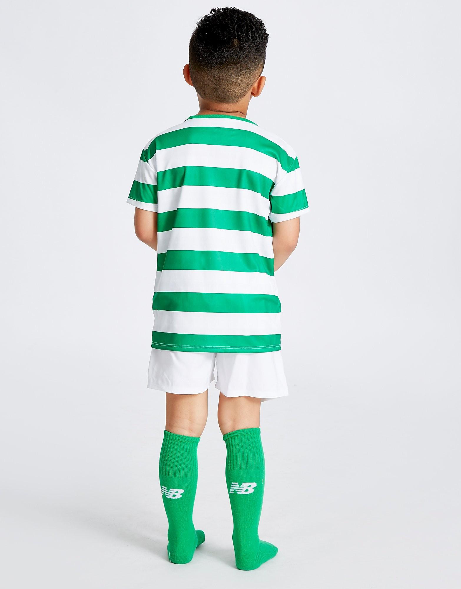 New Balance Celtic FC 2018/19 Home Kit Children