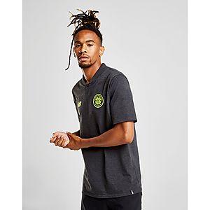 New Balance Celtic FC 2018 19 Essential Polo Shirt ... 8c5eb2cc6