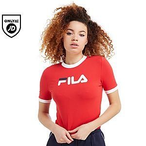 3c440fb19750 Women - FILA T-Shirts   Polo Shirts
