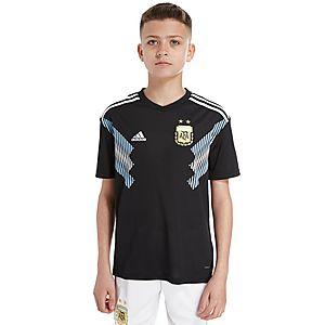 adidas Argentina 2018 Away Shirt Junior ... 7ef8fafa287f