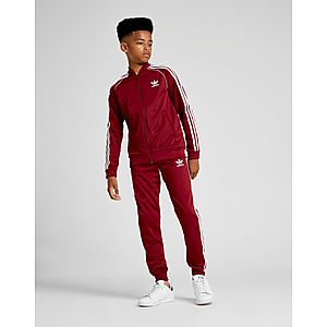 fac64483d0ec0 adidas Originals Superstar Track Pants Junior ...