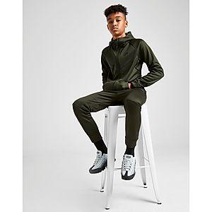 e627296629e9 ... Nike Tech Poly Full Zip Hoodie Junior