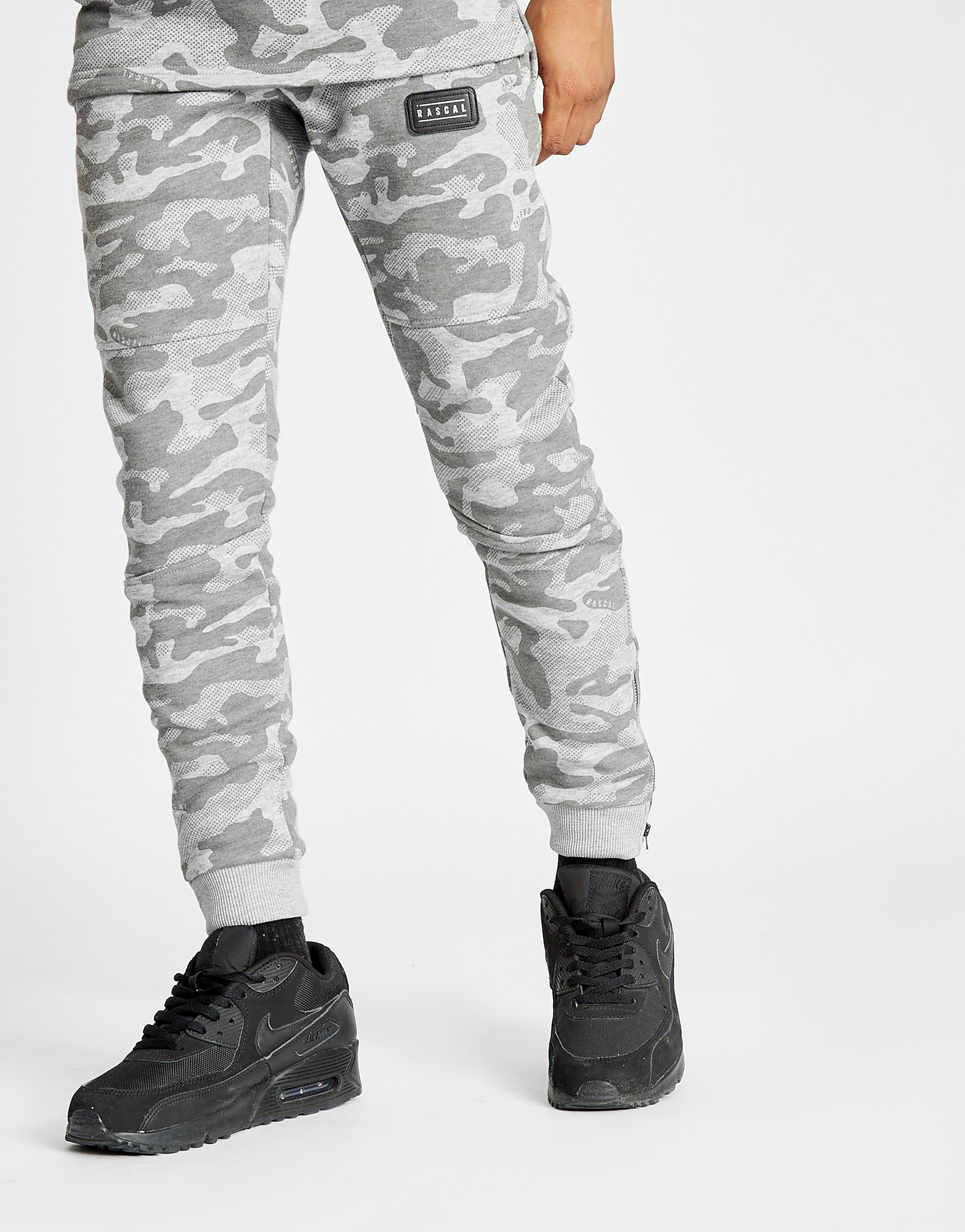 Rascal Excel All Over Print Camo Joggers