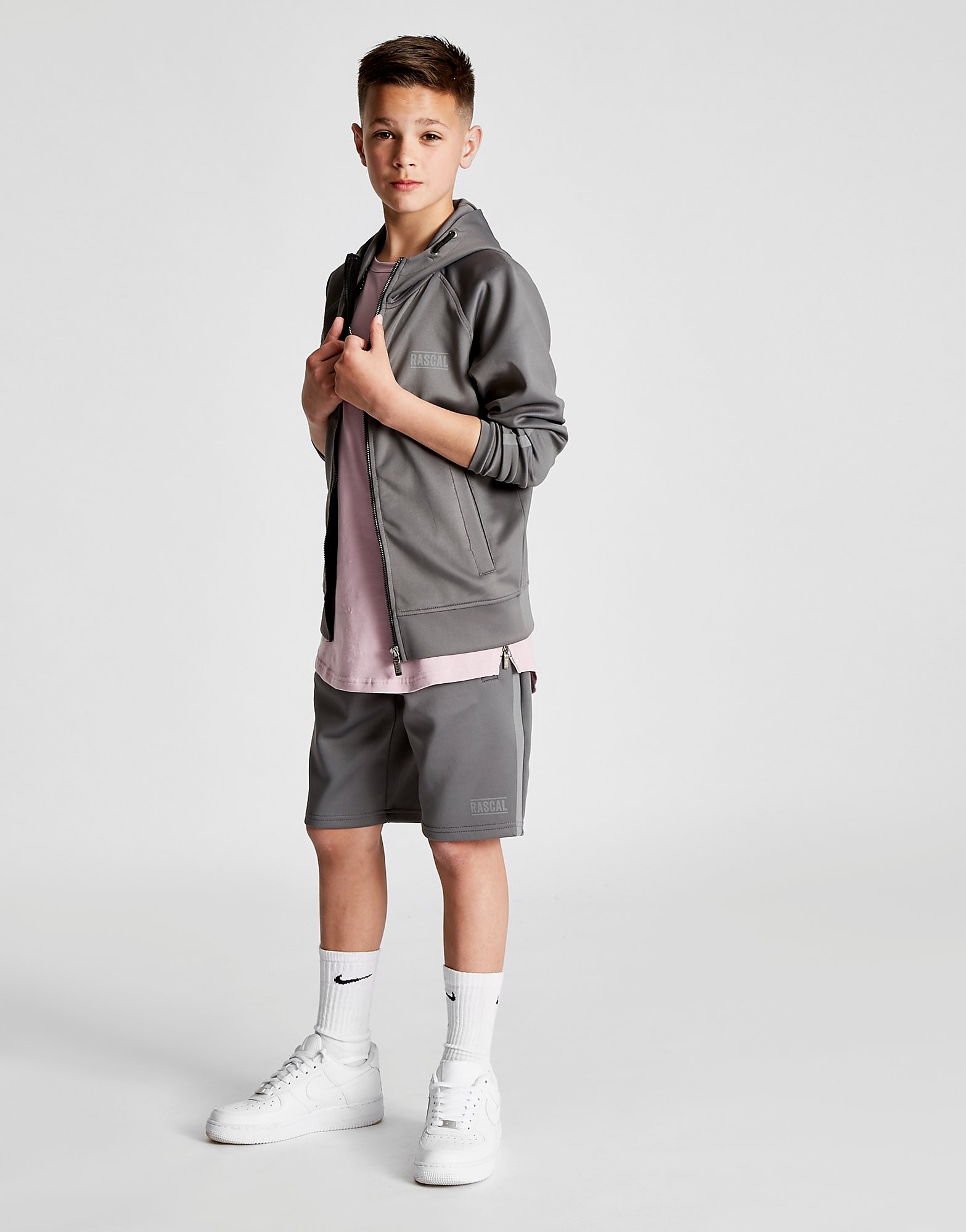 Rascal Mission Poly Shorts Junior