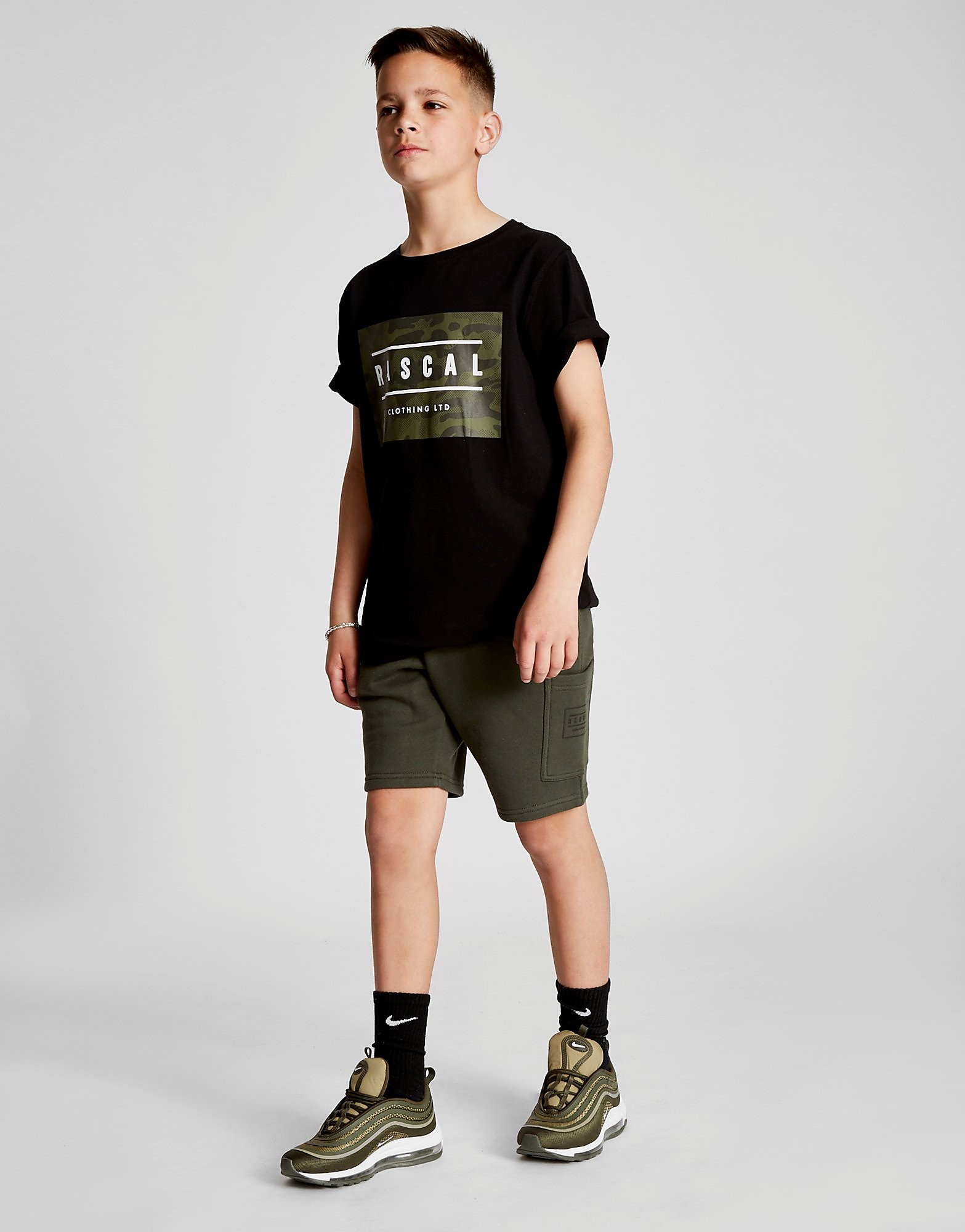 Rascal Elba Cargo Shorts Junior