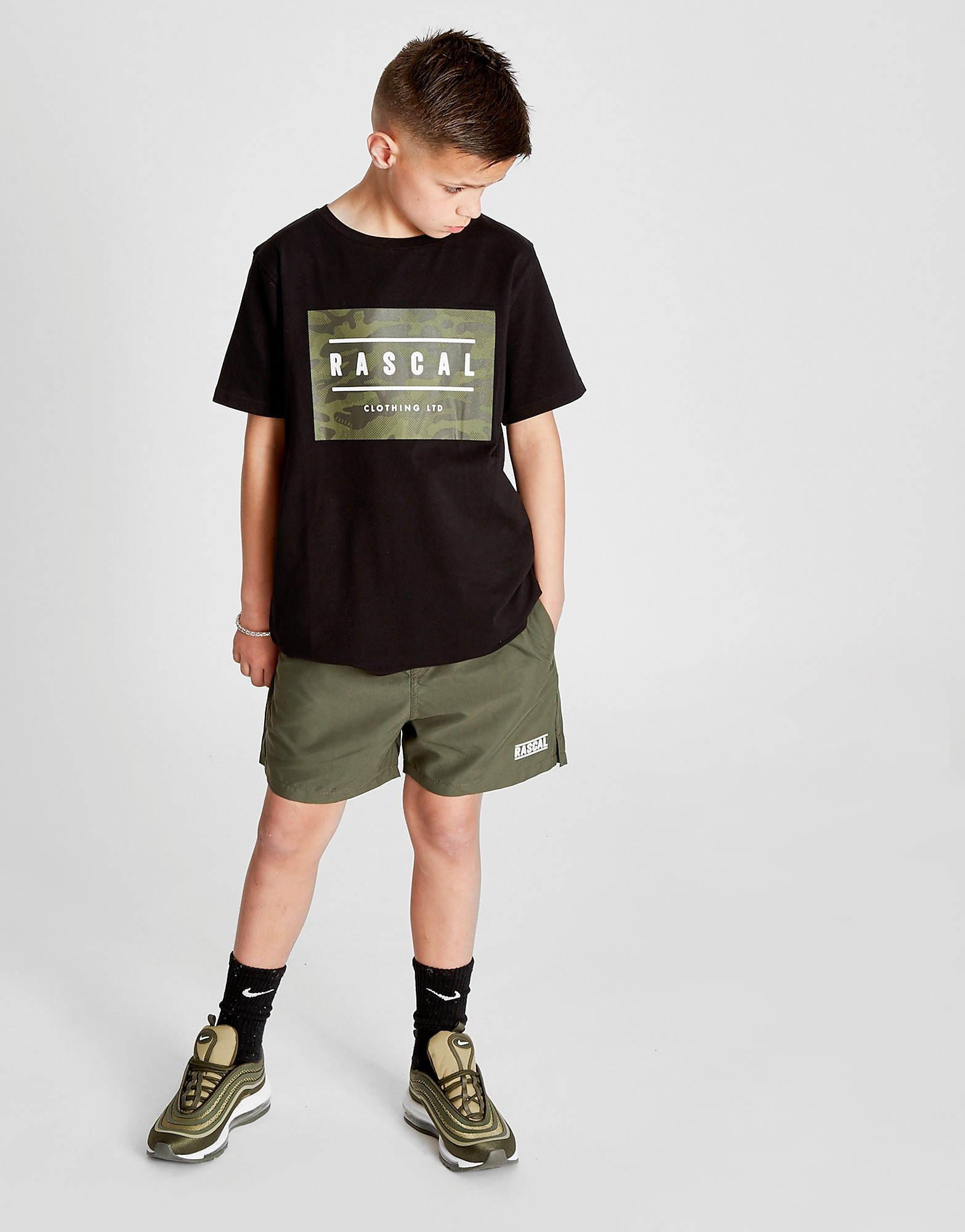 Rascal Excel Logo T-Shirt Junior