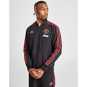 8bb361b18709 adidas Manchester United FC Presentation Jacket ...