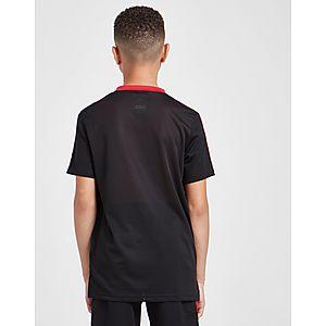 b9afa4be9 adidas Manchester United FC Training Shirt Junior adidas Manchester United  FC Training Shirt Junior