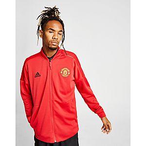 5efc00a95 ADIDAS Manchester United adidas Z.N.E. Jacket ...