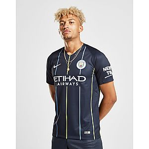 df50efe2be9c Nike Manchester City FC 2018 19 Away Shirt ...