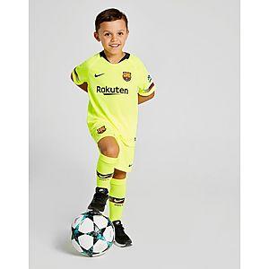 d9875650f78 Nike FC Barcelona 2018 19 Away Kit Children ...