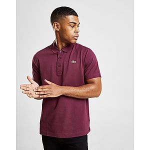 caefefccd002c Lacoste Alligator Short Sleeve Polo Shirt ...