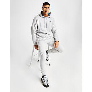 ba93b5a976a23 Lacoste Slim Cuffed Fleece Pants ...