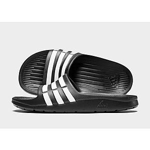 sports shoes 65322 45aa5 adidas Duramo Slides Children ...