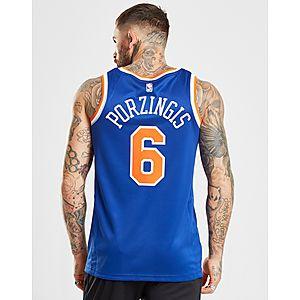 ee9cd19360b ... NIKE NBA New York Knicks Swingman Jersey