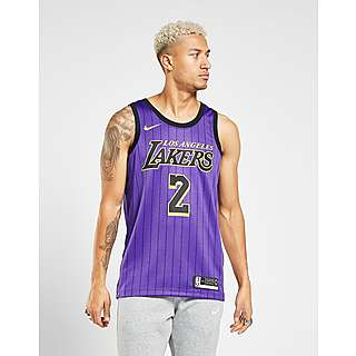 NIKE Lonzo Ball City Edition Swingman (Los Angeles Lakers) Men s Nike NBA  Connected Jersey 1e419abe0