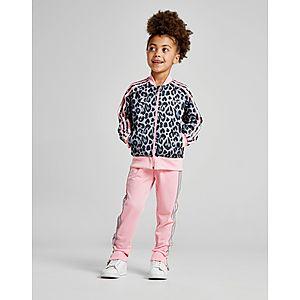 adidas Originals Girls  Leoflage Superstar Track Suit ... 3ed29bce6f