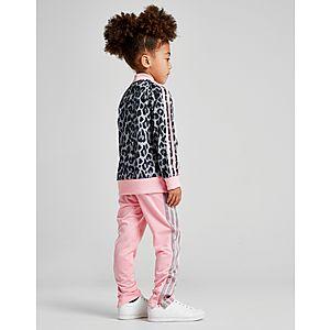 ... adidas Originals Girls  Leoflage Superstar Track Suit a44f0428be