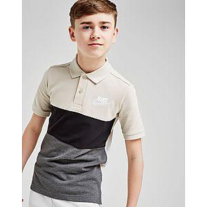 a221d7bf989e Nike Colour Block Polo Shirt Junior ...