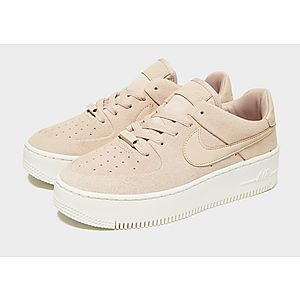 best service d9b82 66f08 ... Nike Air Force 1 Sage Low Womens