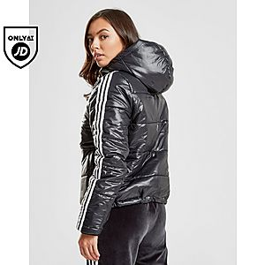 43da25baa2 ... adidas Originals 3-Stripes Oversized Padded Jacket