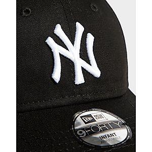 ... New Era MLB New York Yankees 9FORTY Cap Infant a468e08844a